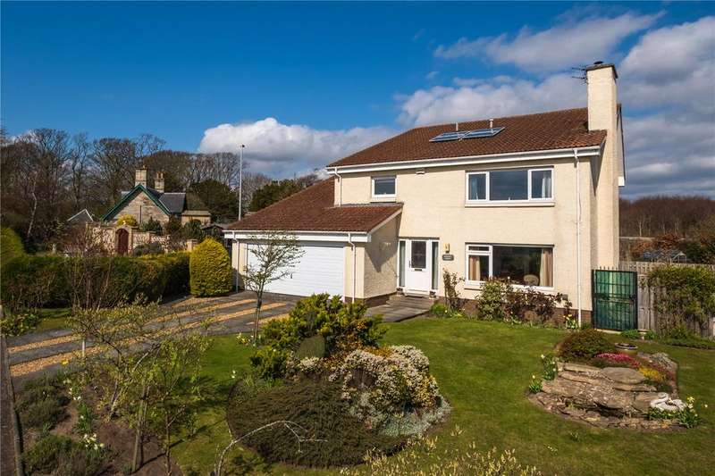 4 Bedrooms Detached House for sale in Heron's Roost, 1 Baird Place, Elie, Leven, KY9