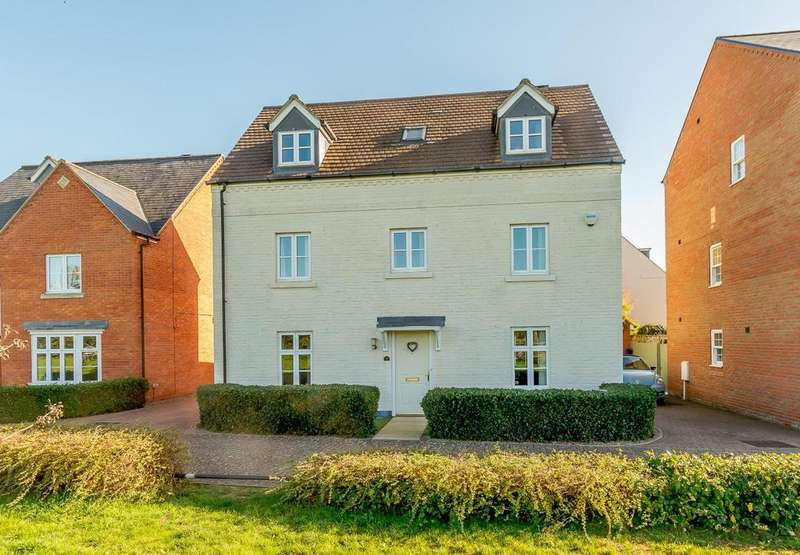 5 Bedrooms House for sale in Saxon House End, Harrold, Bedford