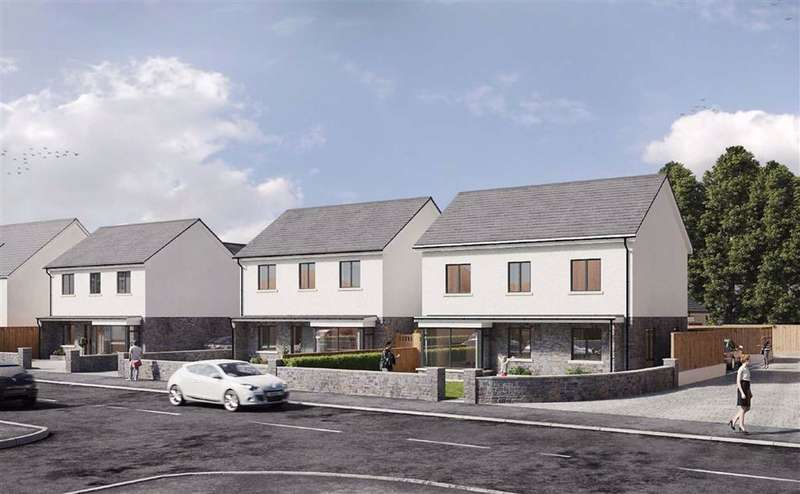 5 Bedrooms Detached House for sale in Gower Road, Upper Killay