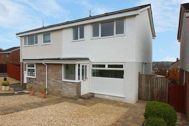 3 Bedrooms Semi-detached Villa House for sale in Stewarton KA3
