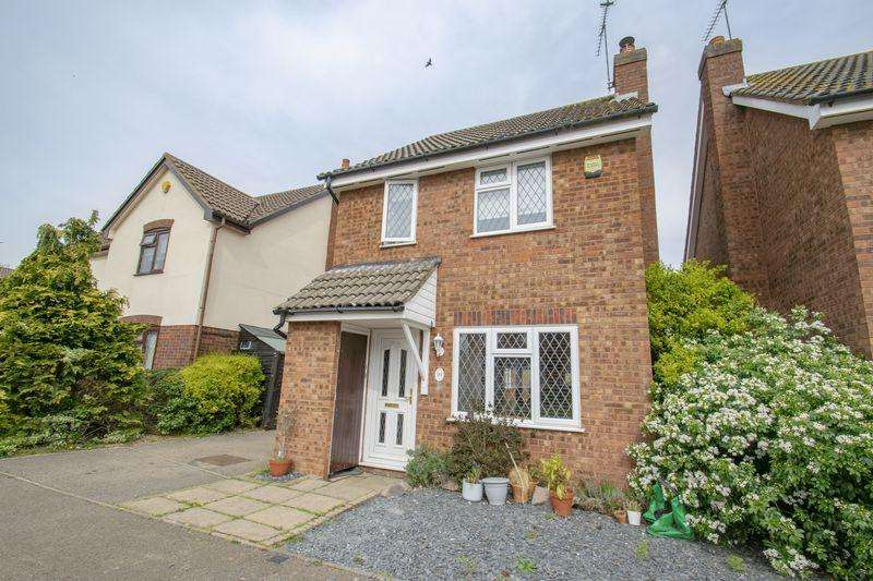 3 Bedrooms Detached House for rent in Parmiter Way, Ampthill
