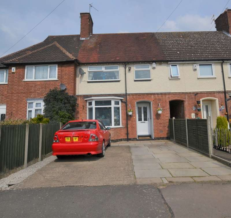 3 Bedrooms Property for sale in New Fields Square, Leicester LE3