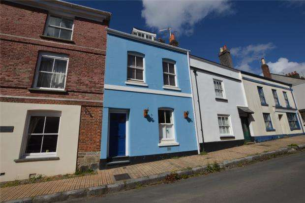 3 Bedrooms Terraced House for sale in Fore Street, Plympton St Maurice, Plymouth, Devon