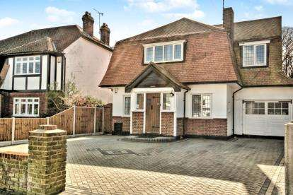 5 Bedrooms Detached House for sale in Leigh-On-Sea, Essex