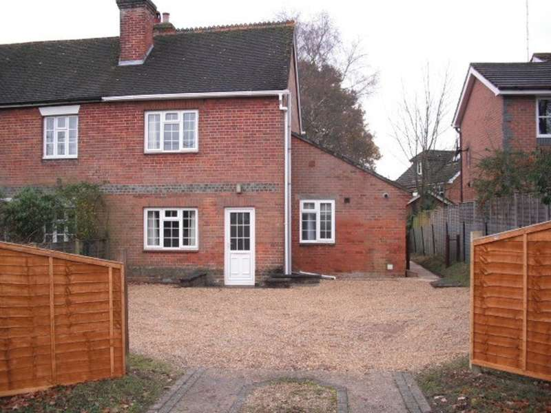 2 Bedrooms Semi Detached House for rent in Winchester,