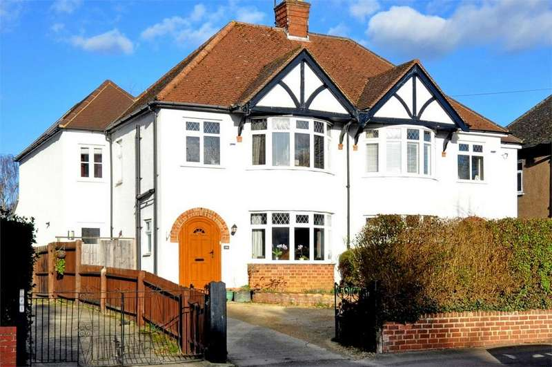 4 Bedrooms Semi Detached House for sale in Cheltenham, Gloucestershire