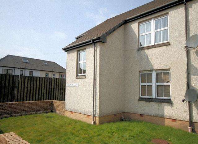 2 Bedrooms Flat for sale in 3, Stag Park Court, Lochgilphead