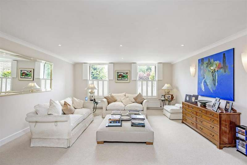 5 Bedrooms Semi Detached House for sale in Welford Place, Wimbledon Village