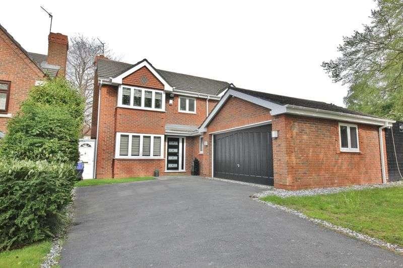 4 Bedrooms Property for sale in Dowsefield Lane, Calderstones, Liverpool, L18
