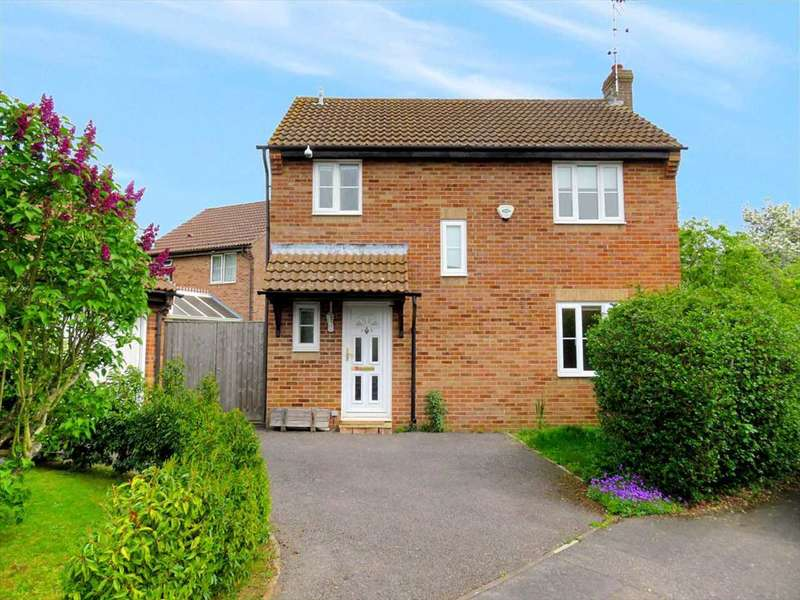 3 Bedrooms Detached House for sale in Scrivens Mead, Thatcham