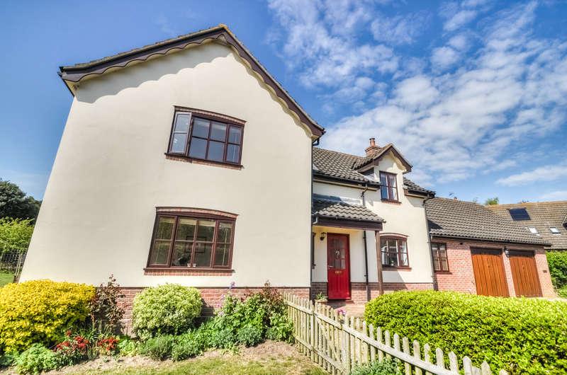 4 Bedrooms Detached House for sale in Wenhaston, Halesworth
