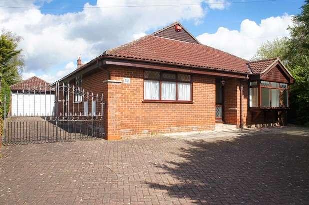 3 Bedrooms Detached Bungalow for sale in Putnoe Lane, Bedford