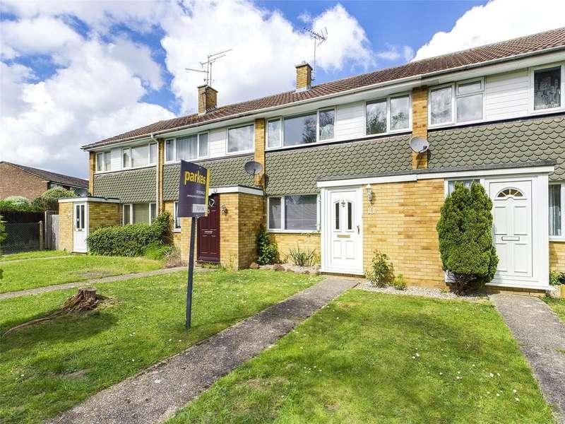 3 Bedrooms Terraced House for sale in Woodbridge Road, Tilehurst, Reading, Berkshire, RG31