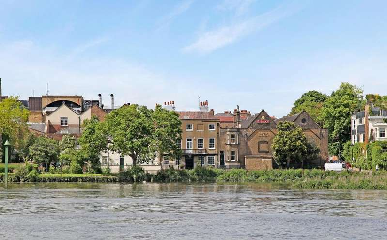 7 Bedrooms House for sale in Chiswick Mall, Chiswick, W4