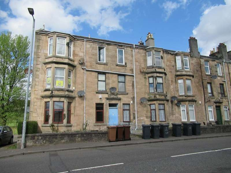 1 Bedroom Flat for sale in Holmhead, Kilbirnie KA25