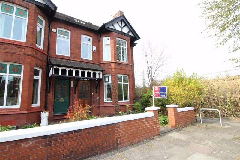 4 Bedrooms Semi Detached House for sale in Totnes Road, Manchester