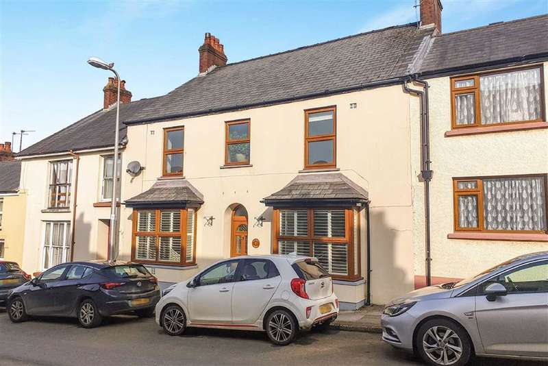 4 Bedrooms Terraced House for sale in St James Street, Narberth, Pembrokeshire