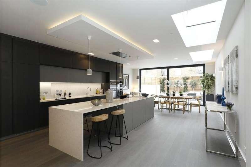 6 Bedrooms Terraced House for sale in Bradbourne Street, Fulham, London, SW6