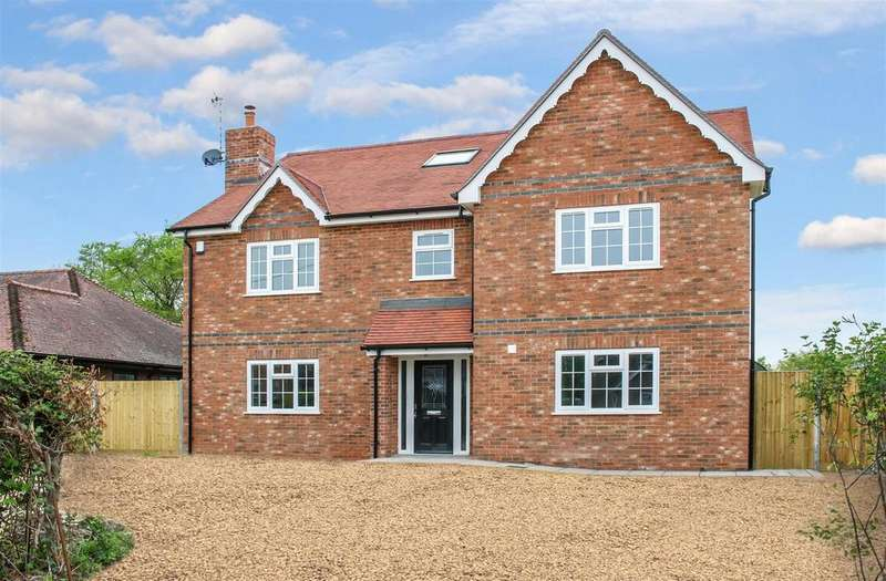 6 Bedrooms Detached House for sale in Bishops Road, Tutts Clump, Berkshire