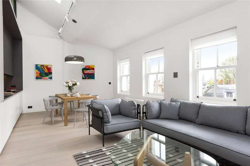 2 Bedrooms Flat for sale in Packington Street, London, N1