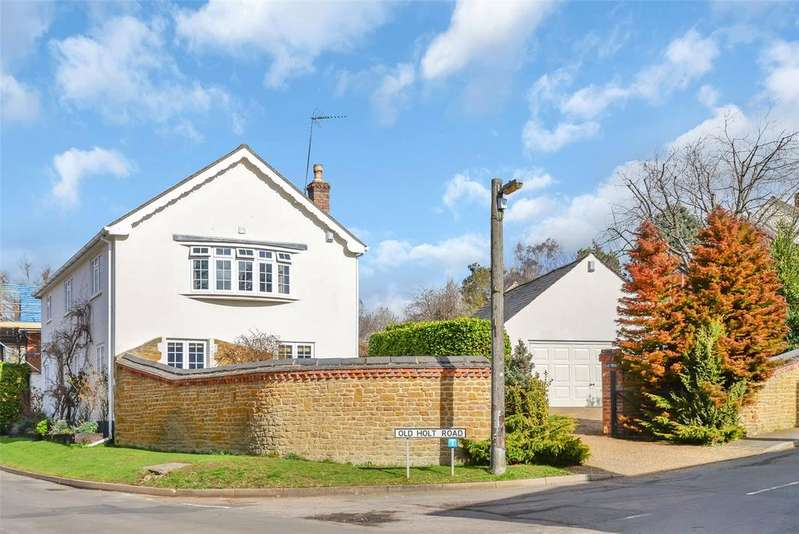 4 Bedrooms Detached House for sale in Medbourne, Market Harborough, Leicestershire