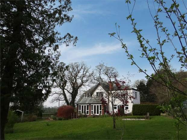 4 Bedrooms Detached House for sale in Aglionby, Carlisle, Carlisle, Cumbria