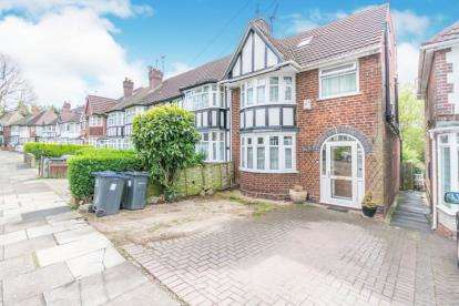 5 Bedrooms Semi Detached House for sale in Old Farm Road, Birmingham, West Midlands