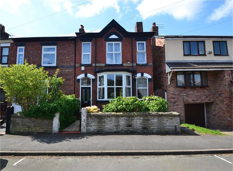 3 Bedrooms Detached House for sale in Davenport Road, Hazel Grove, Stockport SK7 4EZ