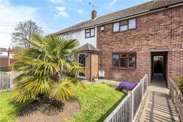 3 Bedrooms Terraced House for sale in Haywards Mead, Eton Wick, Windsor