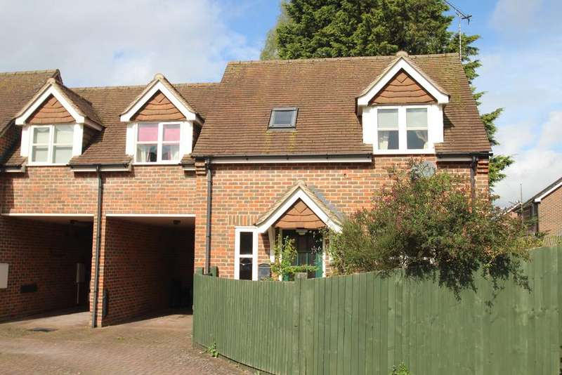 2 Bedrooms Link Detached House for sale in Meadowview, Hungerford RG17