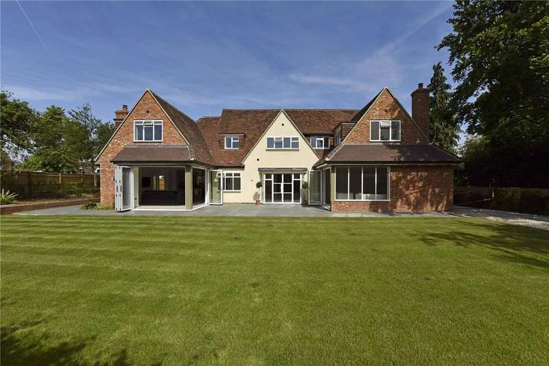 4 Bedrooms Detached House for rent in Church Road, Cookham, Maidenhead, Berkshire, SL6