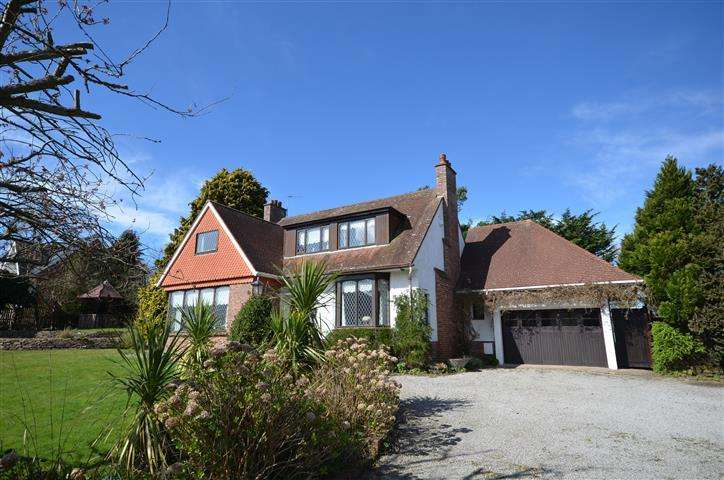 3 Bedrooms Detached Villa House for sale in 24 Longhill Avenue, Alloway, KA7 4DY
