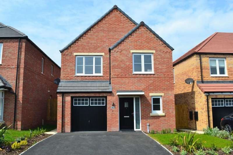 4 Bedrooms Detached House for sale in 60 Cygnet Drive, Mexborough, S64 0FG