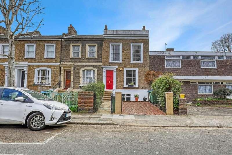 3 Bedrooms House for sale in Ashburnham Grove, SE10