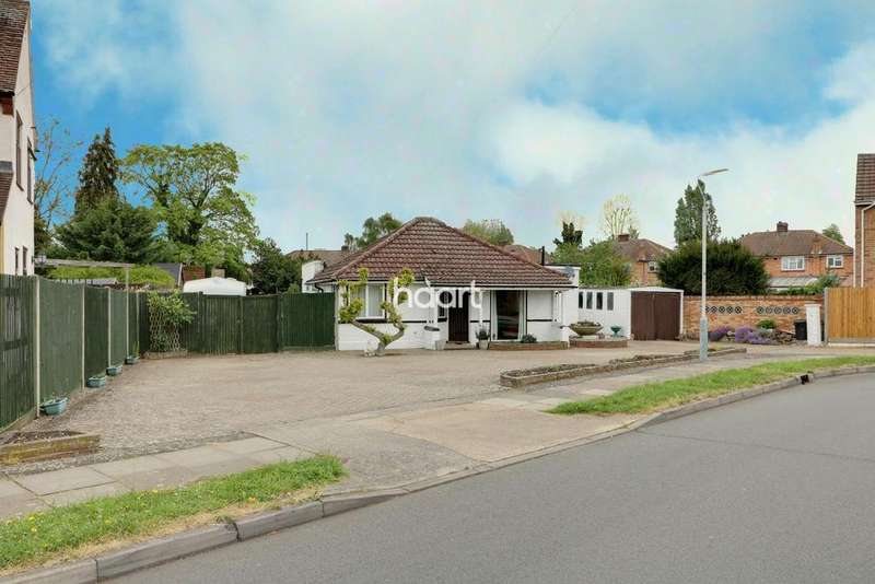 3 Bedrooms Detached Bungalow for sale in Lawn Avenue, West Drayton