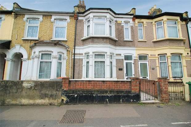 3 Bedrooms Terraced House for sale in Katherine Road, London