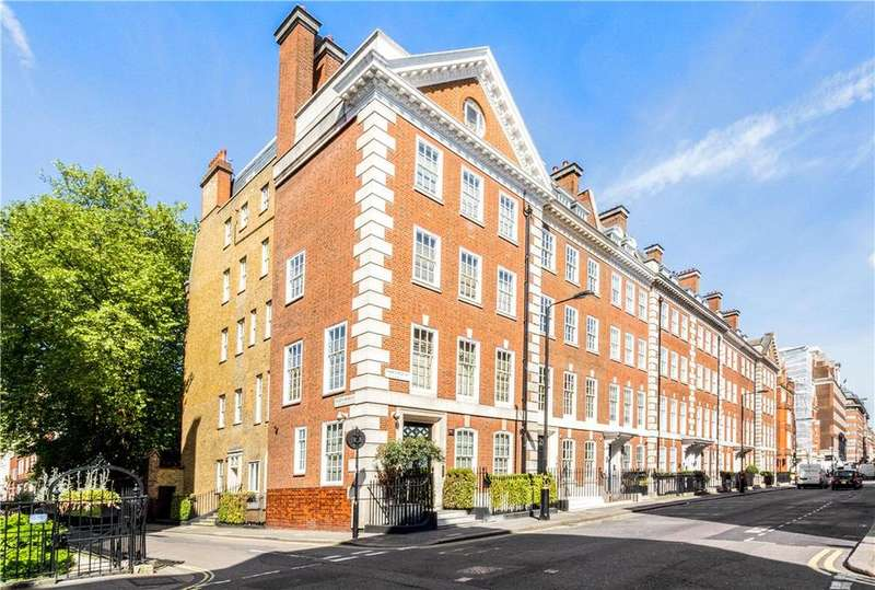 5 Bedrooms Terraced House for sale in Park Street, London, W1K