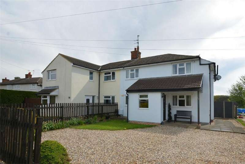 4 Bedrooms Semi Detached House for sale in Shefford Road, MEPPERSHALL, Bedfordshire