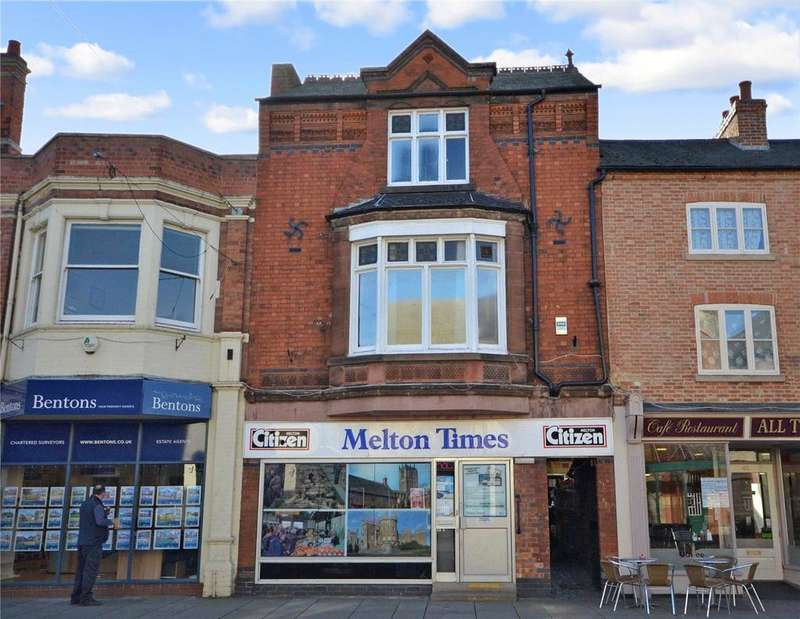 Terraced House for sale in Nottingham Street, Melton Mowbray, Leicestershire