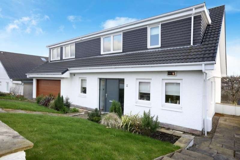 4 Bedrooms Detached House for sale in 47 Drumlin Drive, Milngavie, G62 6NF
