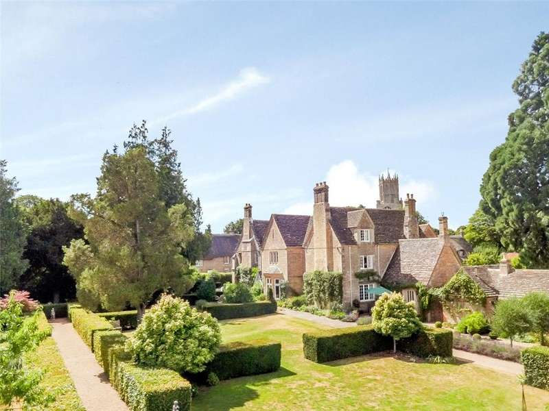 7 Bedrooms Detached House for sale in Fotheringhay, Fotheringhay, Oundle, Peterborough, PE8