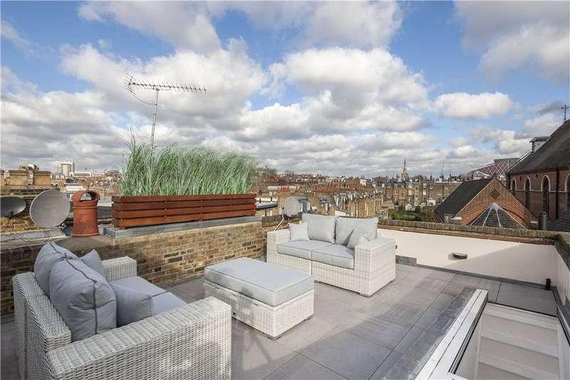 3 Bedrooms House for sale in Bourne Street, Belgravia, London, SW1W
