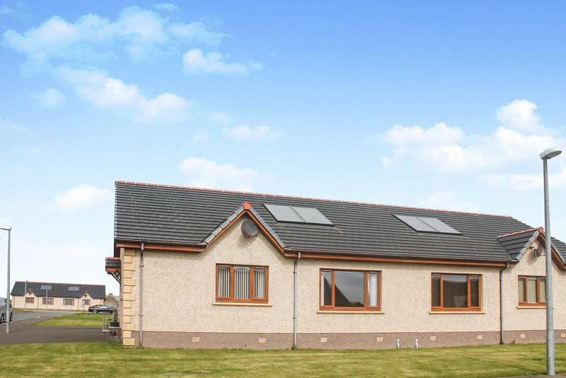3 Bedrooms Semi Detached Bungalow for sale in John Horne Drive, Wick