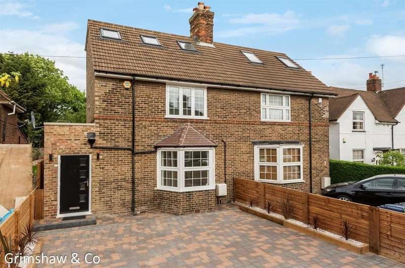 4 Bedrooms House for sale in Norman Way, West Acton, London