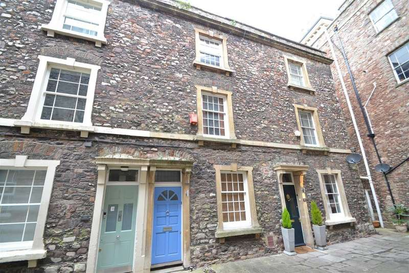 3 Bedrooms Terraced House for sale in Portland Street, Clifton, Bristol