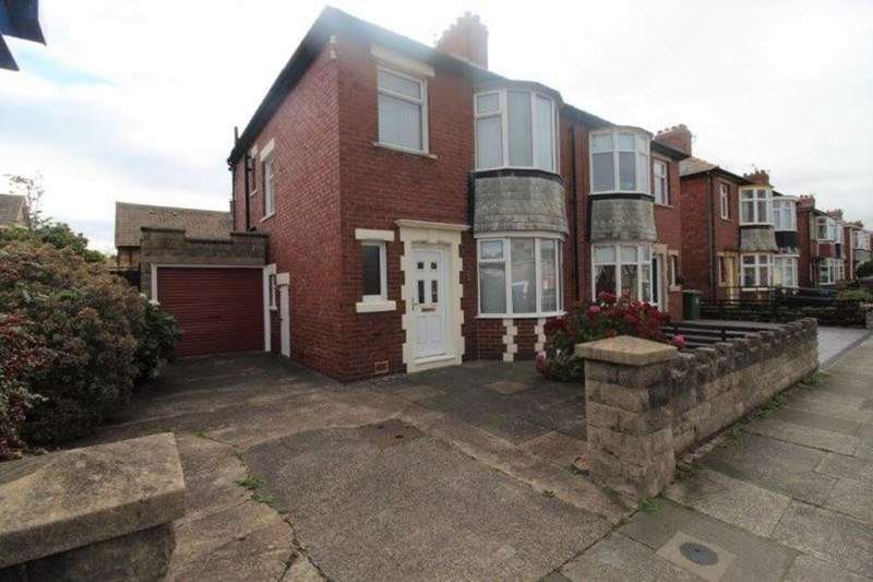 3 Bedrooms Semi Detached House for sale in Plessey Road, Blyth