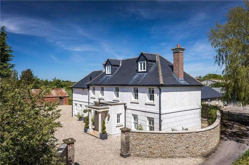 6 Bedrooms Detached House for sale in Hamlet, Sherborne, Dorset, DT9
