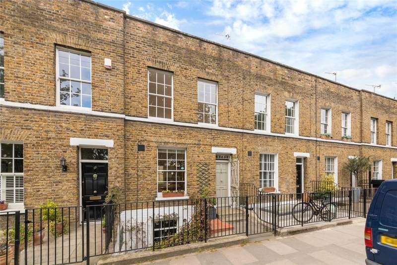 3 Bedrooms Terraced House for sale in White Horse Road, Limehouse, London