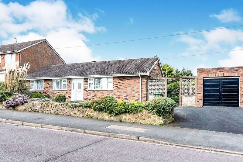 3 Bedrooms Detached Bungalow for sale in Severn Drive, Wellington, Telford, TF1