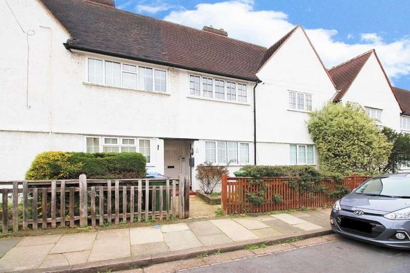2 Bedrooms Ground Flat for sale in Granby Road, Eltham SE9